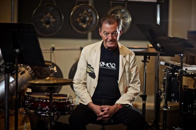 Walter Boudreau, directeur de la Société de musique... (Photo André Pichette, Archives La Presse)