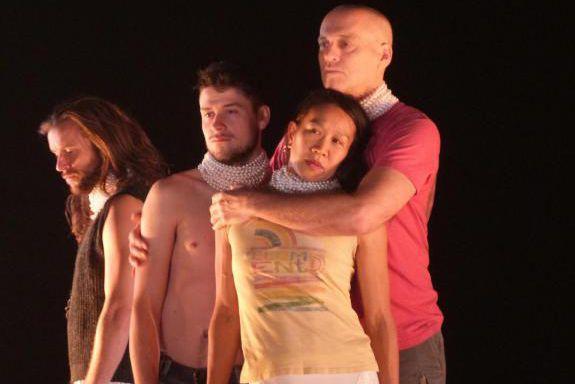Mélanie Demers continue sa quête de sens avecAnimal triste, sa... (Photo fournie par l'Agora de la danse)