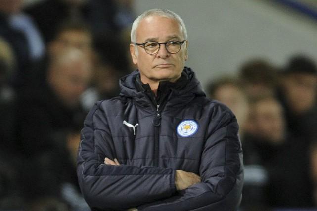 L'entraîneur de Leicester, Claudio Ranieri.... (Photo Rui Vieira, AP)