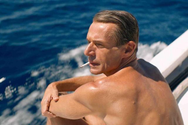Le rôle du légendaire commandant Cousteau était taillé... (Fournie par Entract Films)