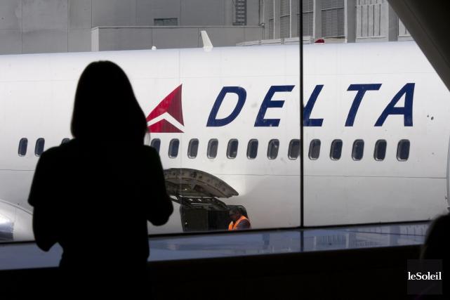 Delta recommande désormais à ses agents présents aux... (Photothèque Le Soleil)