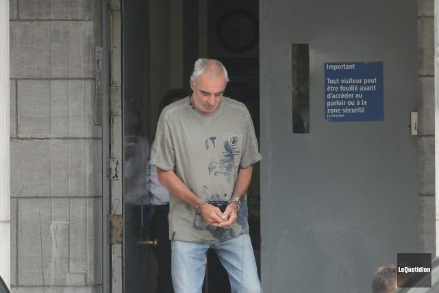 Gilles Guay a plaidé coupable à une sixième... (Archives Le Quotidien, Michel Tremblay)