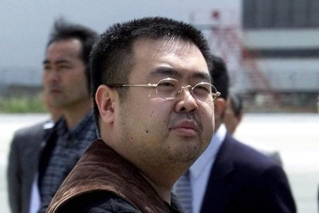 Kim Jong-Nam aété attaqué par deux femmes à... (Photo Shizuo Kambayashi, archives AP)