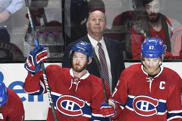 Le Canadien a souligné au début de la... (Archives La Presse)