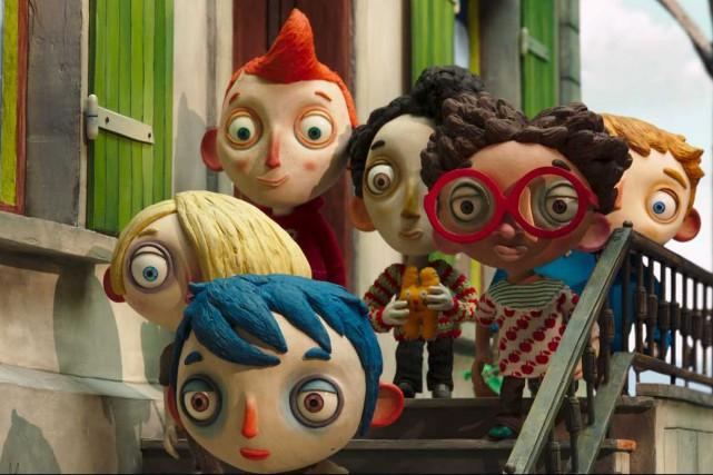 Ma vie de Courgettebataille pour l'Oscar du meilleur... (Fournie par le Cinéma du Parc)
