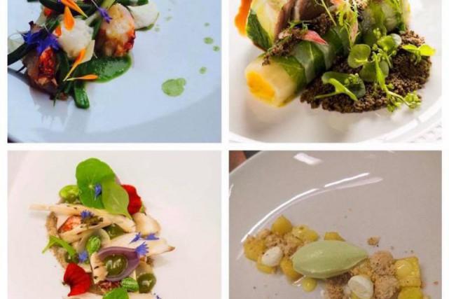Le restaurant Chasse-Galerie accueille le chef français Morgann... (Photo tirée de la page Facebook)