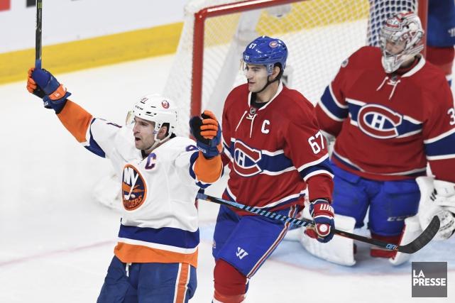 Voici les réactions des joueurs du Canadien après leur défaite de 3-0 aux mains... (Photo Bernard Brault, La Presse)