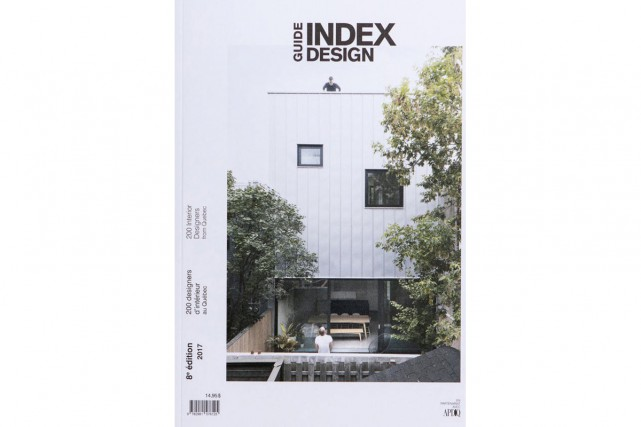 Le nouveauguideIndex Design... (PHOTO FOURNIE PAR INDEX DESIGN)