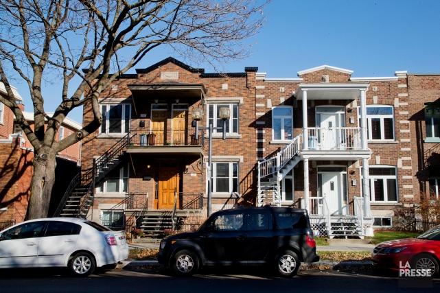 Des prix en hausse, un parc immobilier vieillissant, un taux d'inoccupation qui... (PHOTO ALAIN ROBERGE, ARCHIVES LA PRESSE)
