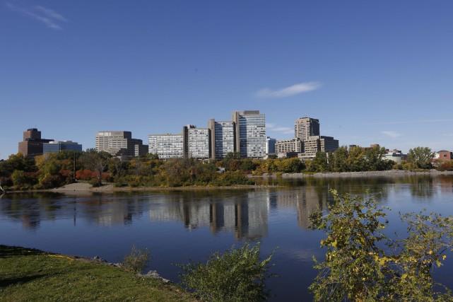La migration entre les différentes régions du Québec a profité à l'Outaouais... (Simon Séguin-Bertrand, Le Droit)