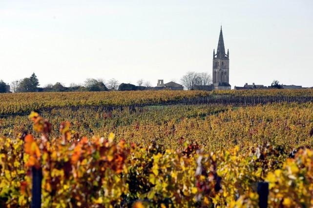Le château Figeac, premier grand cru classé Saint-Emilion, a fait appel de la... (PHOTO ARCHIVES AFP)