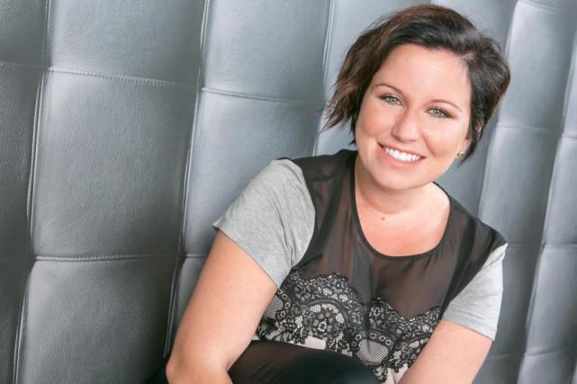 Emma Dunn, corsetière et propriétaire de la boutique... (Photo fournie par Emma Dunn)