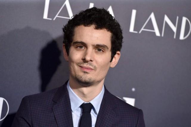 Le réalisateur oscarisé dePour l'amour d'Hollywood, Damien Chazelle,... (Archives AP, Jordan Strauss)