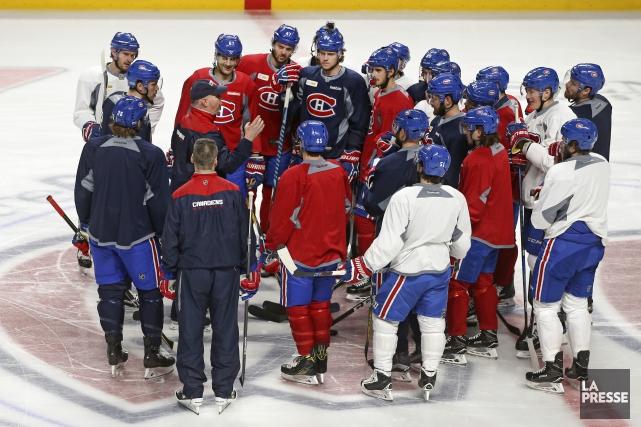 Le Canadien n'a marqué que 30 buts lors... (Photo Robert Skinner, archives La Presse)