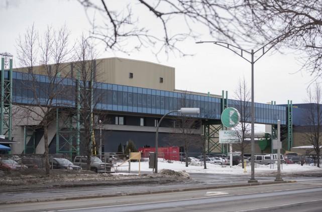 L'usine Kruger de Trois-Rivières... (François Gervais)