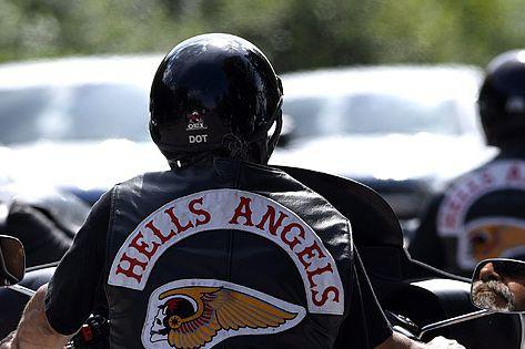 Un membre en règle des Hells Angels de... (Archives La Presse canadienne, Justin Tang)