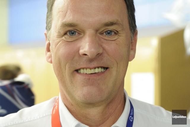Jacques Fortin, directeur général des Jeux du Québec... (Le Quotidien, Gimmy Desbiens)