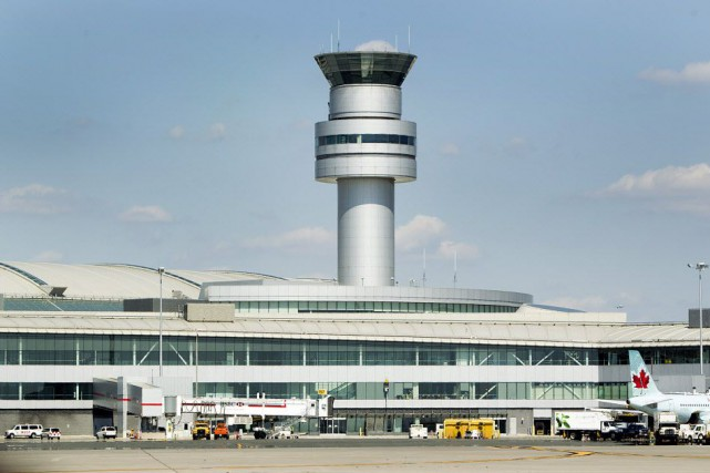 L'aéroport international Pearson de Toronto.... (archives Bloomberg)