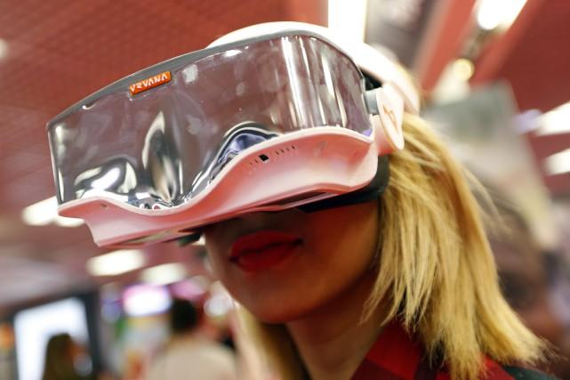 La réalité virtuelle est désormais accessible à un... (Photo Archives AFP)