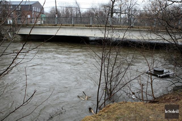 Une attention particulière est portée aux rivières de... (Photo archives, Le Soleil)