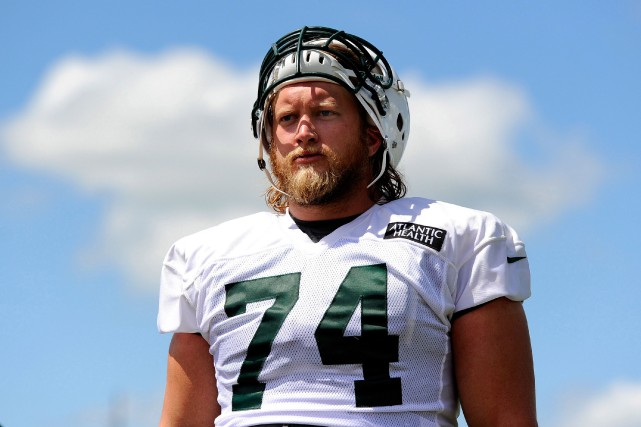 Nick Mangold... (Phnoto Rich Barnes, archives USA TODAY Sports)