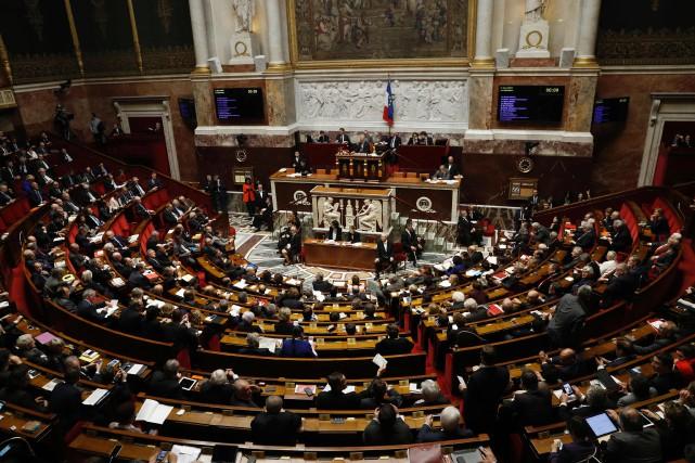 La plupart des groupes politiques, de gauche comme... (Photo AFP)