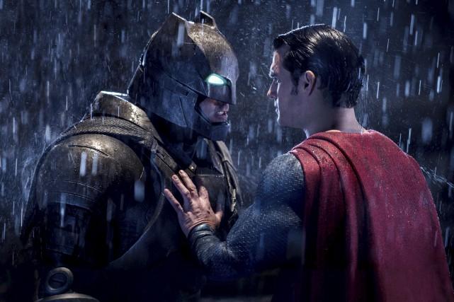 Batman vs Superman a été couronné par six... (Fournie par Warner Bros.)
