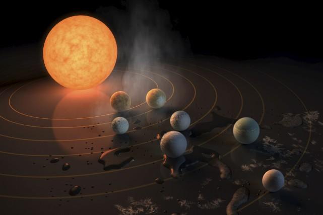 La NASA a annoncé la semaine dernière la...
