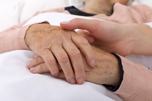 Maintenant que l'euthanasie est rendue légale au Québec ainsi qu'au Canada,... (123RF.com)