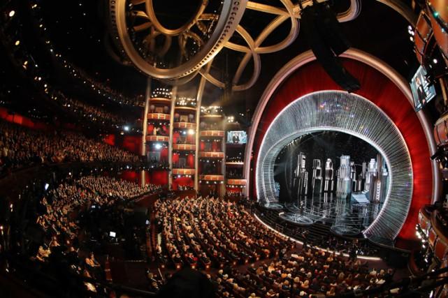 La cérémonie de dimanche, animée par Jimmy Kimmel,... (REUTERS)