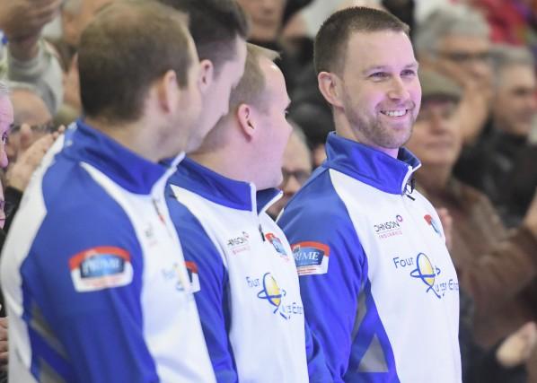 Médaillé d'or aux Jeux olympiques de 2006, Brad... (Andréanne Lemire)