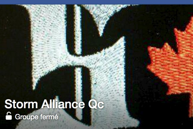 Le groupe Storm Alliance a une page Facebook... (Photo tirée d'Internet)
