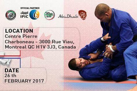 Un tournoi international de jiu-jitsubrésilien qui devait se tenir à Montréal,... (Photo tirée de Facebook)