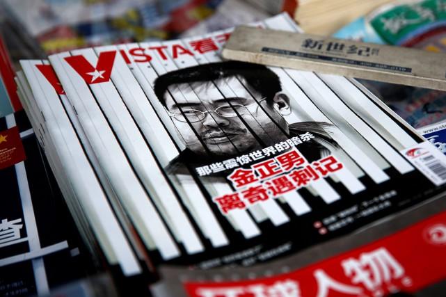 La Malaisie n'a pas encore accusé directement la... (Photo Thomas Peter, REUTERS)