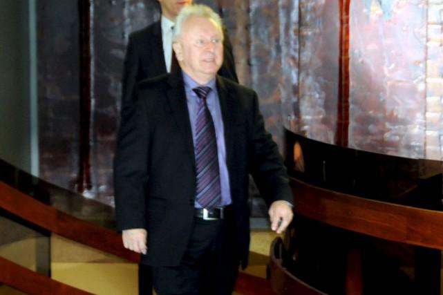 Denis Gariépy a été reconnu coupable de 15... (Collaboration spéciale, Éric Beaupré)