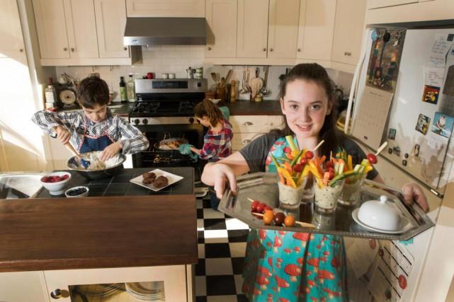 Attention les parents, les enfants prennent le contrôle... (PHOTO IVANOH DEMERS, LA PRESSE)