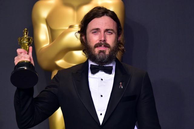 Avec Manchester by the Sea, pour lequel il a reçu l'Oscar du meilleur... (PHOTO AFP)