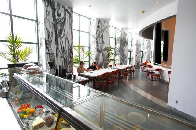 Fermé depuis mai 2015, le restaurant du Musée... (PHOTO FRANÇOIS ROY, LA PRESSE)