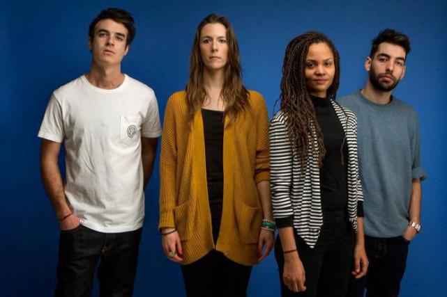 Les nouveaux albums de Geoffroy, BEYRIES, Maritza et... (Photo Marco Campanozzi, La Presse)