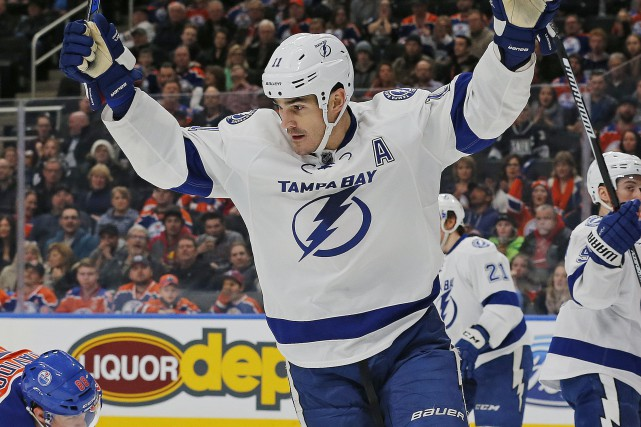 Brian Boyle a récolté 22 points en 54... (Photo Perry Nelson, USA Today Sports)