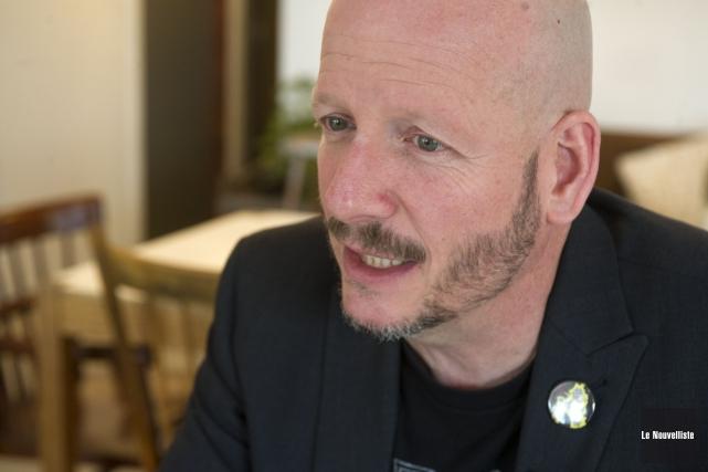 Denis Roy sera candidat dans Marie-de-l'Incarnation, espérant succéder... (Stéphane Lessard, Le Nouvelliste)