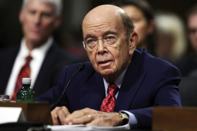 Wilbur Ross... (Photo ARCHIVES AP)