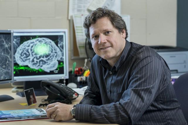 Le chercheur Yves De Koninck indique que la... (Photothèque Le Soleil)