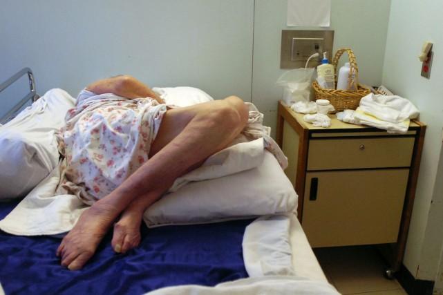 Le débat sur l'aide médicale à mourir risque... (Patrick Sanfaçon/La Presse)