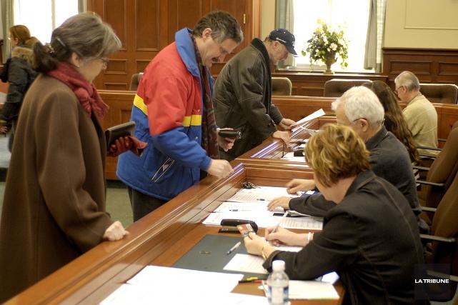 Partisan du référendum de 2007 «qui avait sorti... (Archives, La Tribune)