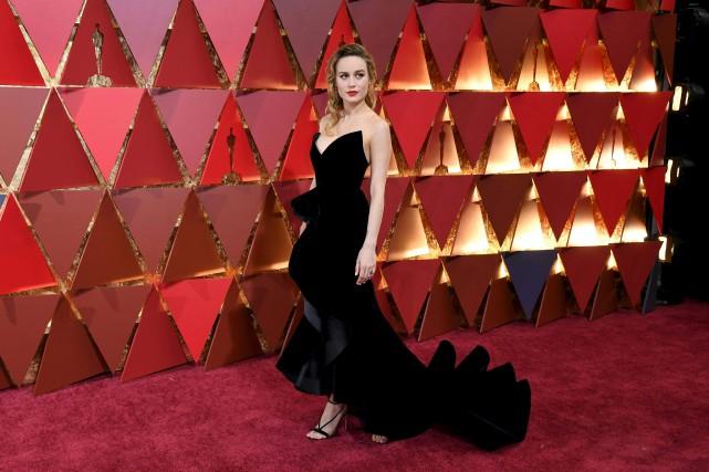 Brie Larson... (AFP)