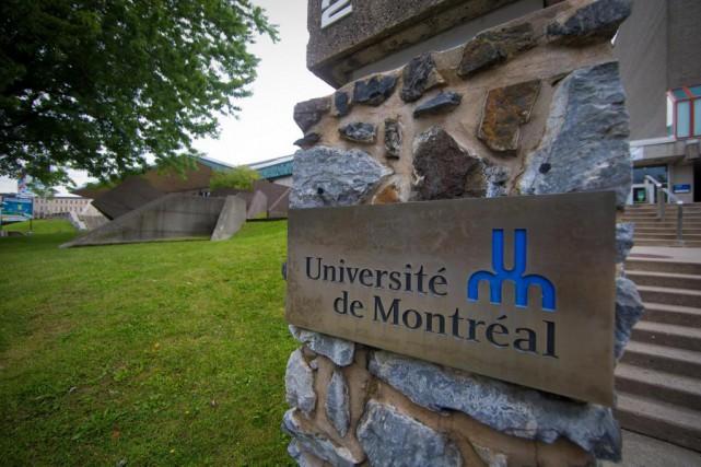 Les bourses que fournira l'UdeM à ses étudiants... (Photo André Pichette, Archives La Presse)