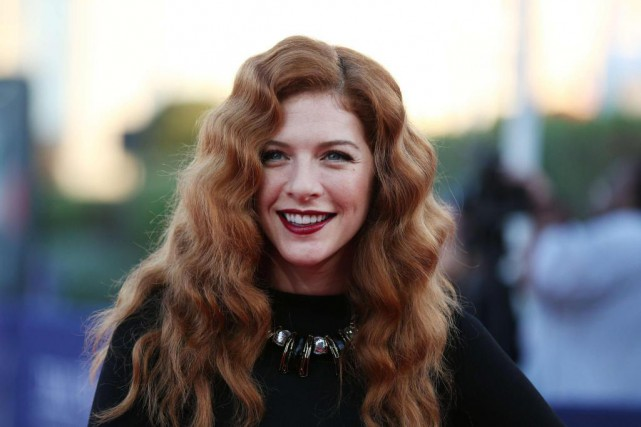 La Québécoise Rachelle Lefevre (Under the Dome, Twilight)... (PHOTO CHARLY TRIBALLEAU, ARCHIVES AGENCE FRANCE-PRESSE)