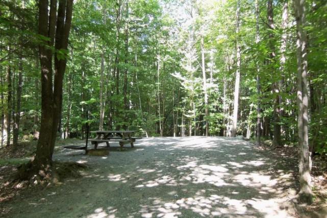 De plus en plus de parcs québécois offrent... (Photo tirée du site de la SEPAQ)