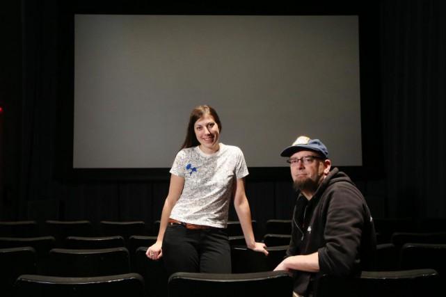 La programmatrice de Prends ça court!, Sarianne Cormier,... (Photo Martin Chamberland, La Presse)